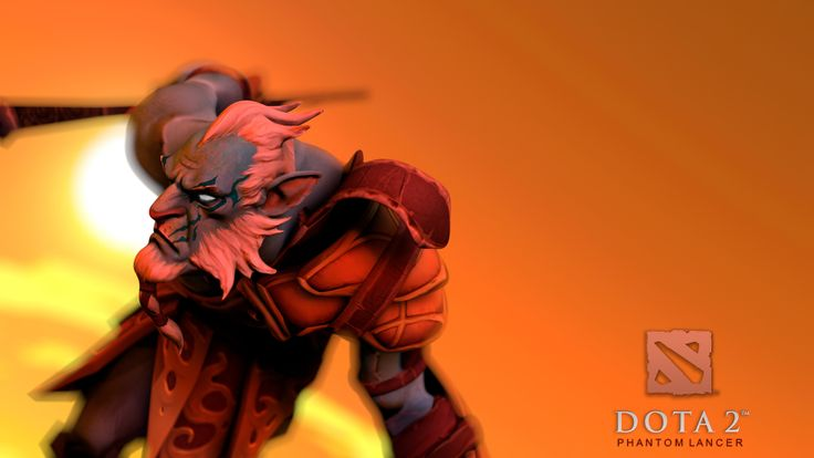 Stylish phantom lancer dota 2 art 83 HD Anime Wallpaper « Kuff Games