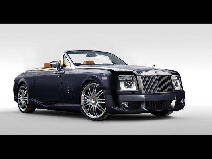 RR Phantom Drophead Coupe