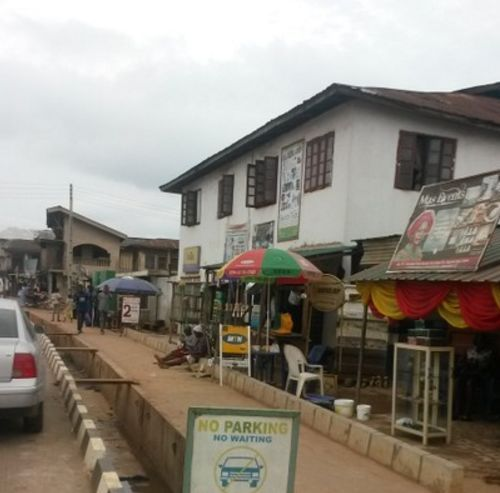 Photos Of Anthony Joshua's Family House In Ogun State