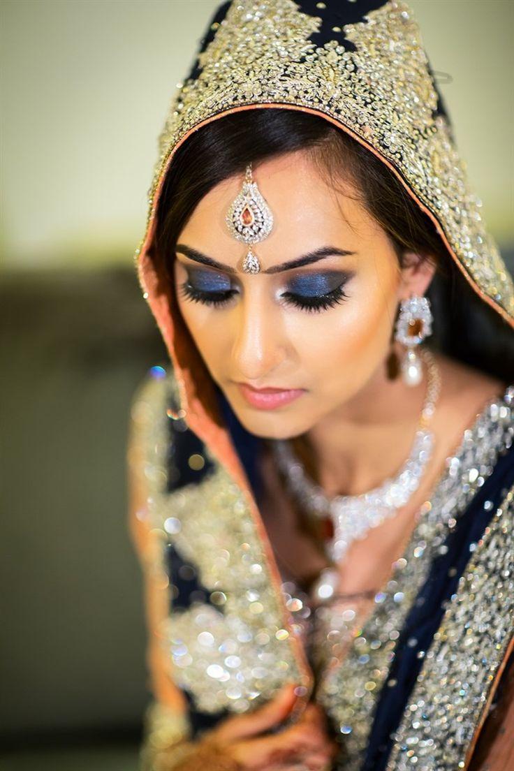 beautiful bride eyes - photo #16