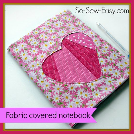 Book Cover Sewing Quartet ~ Ideas about fabric covered on pinterest diy