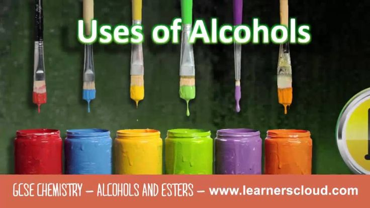 Alcohols and Esters: GCSE Chemistry