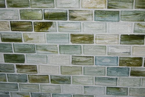 Glazed Cinder Blocks : Images about ideas for painting cinder block wall on