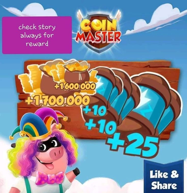 Claim free spins in 2020 coin master hack masters gift