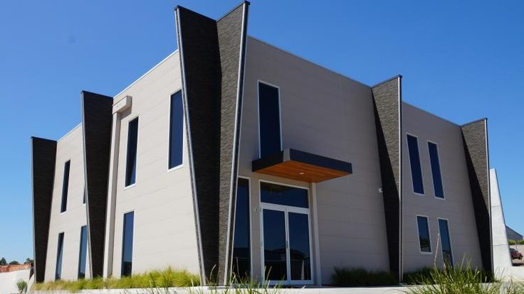 Designer Series Smooth is an external walling solution.