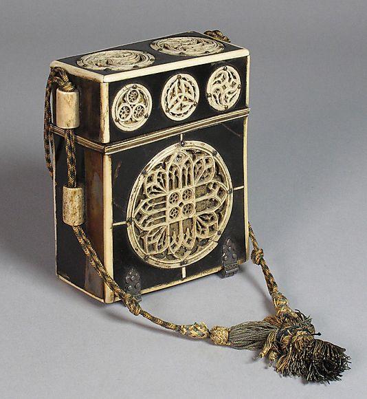 Manuscript Case, first half 15th century, France