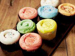 바닐라 컵케이크