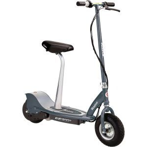 Electric Scooter With Seat For Adults
