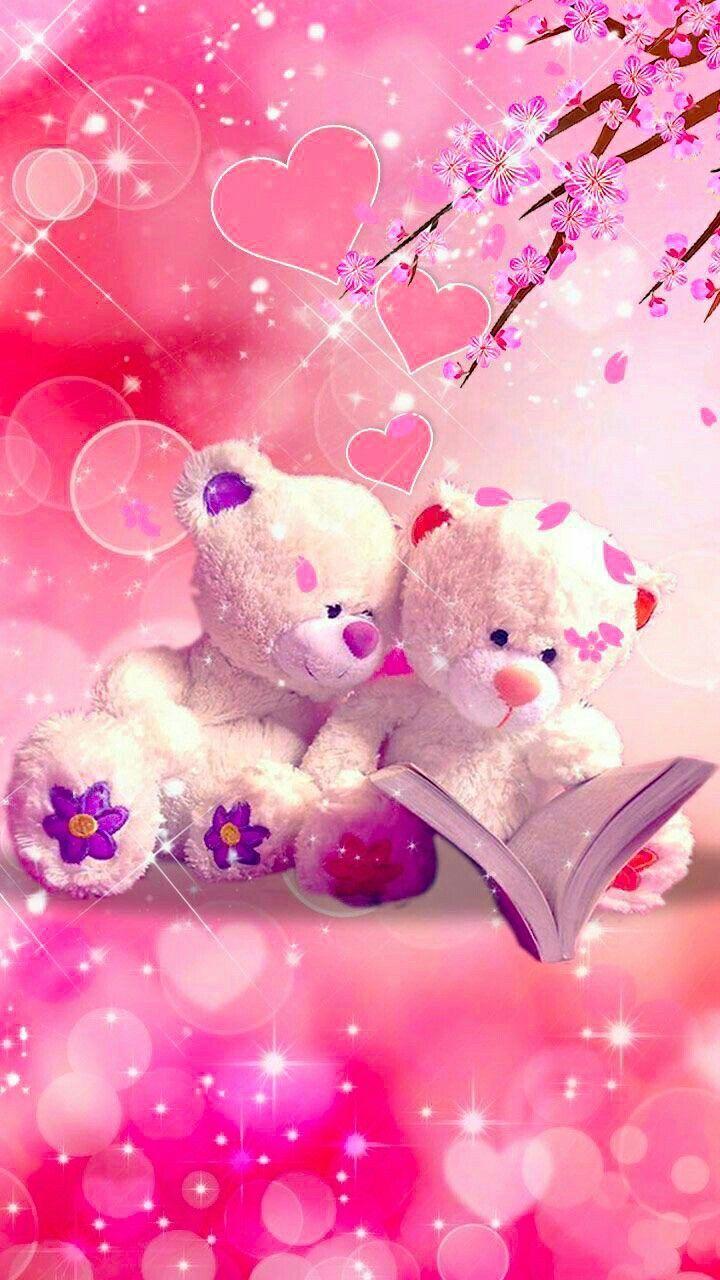 Cellphonebackgroundautumn Teddy Bear Wallpaper Love Wallpaper For Mobile Bear Wallpaper