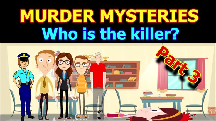 UNSOLVED MURDER MYSTERY POPULAR  RIDDLES - Can You Solve It? https://youtu.be/Dfb008KMOlk WATCH IT