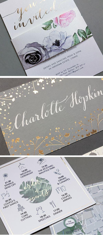 Bespoke Wedding Stationery Design Uk Unique Alternative Weddings Pinterest Wedding Wedding Invitations And Wedding Stationery
