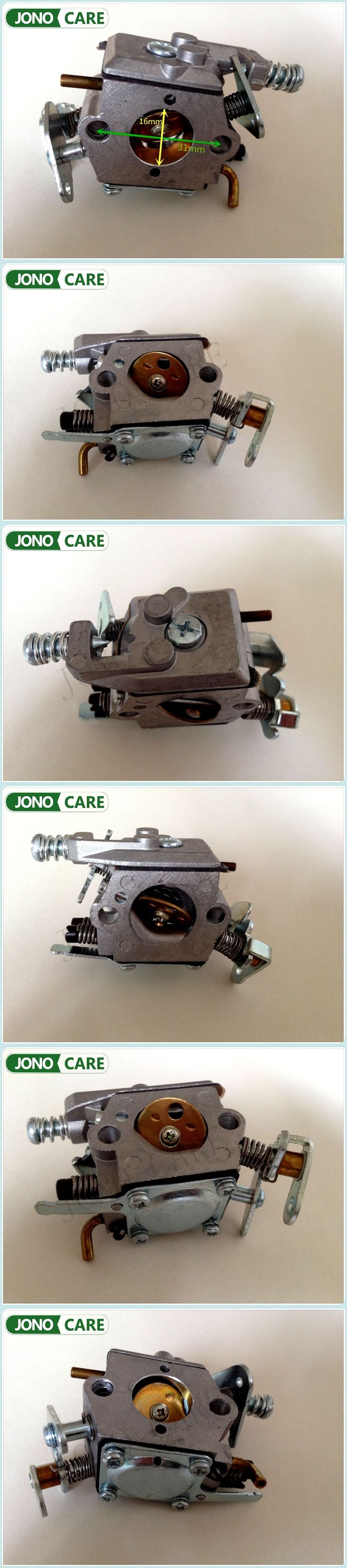 High Quality Carburetor Carb Carby For Husqvarna Partner 350 351 370 371 420 Chainsaw Poulan Spare Parts Walbro 33-29