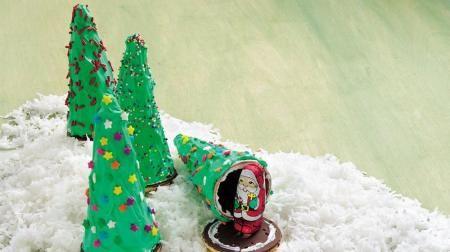 Secret Santa Trees | Holiday Cottage