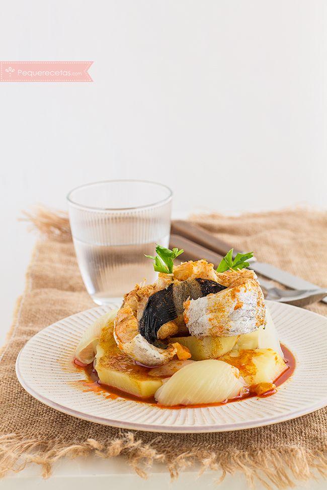 Merluza a la gallega, una receta fácil y tradicional
