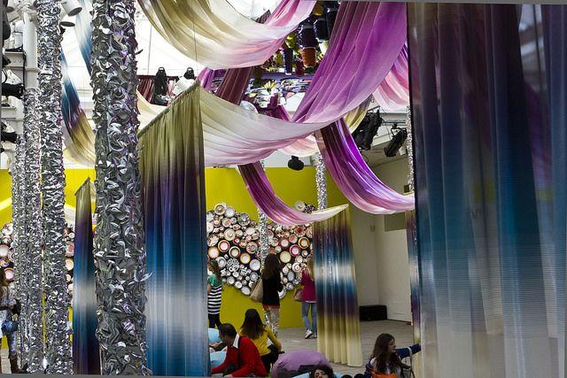 Missoni Wonderland   Showroom Via Solferino 9, Milan.