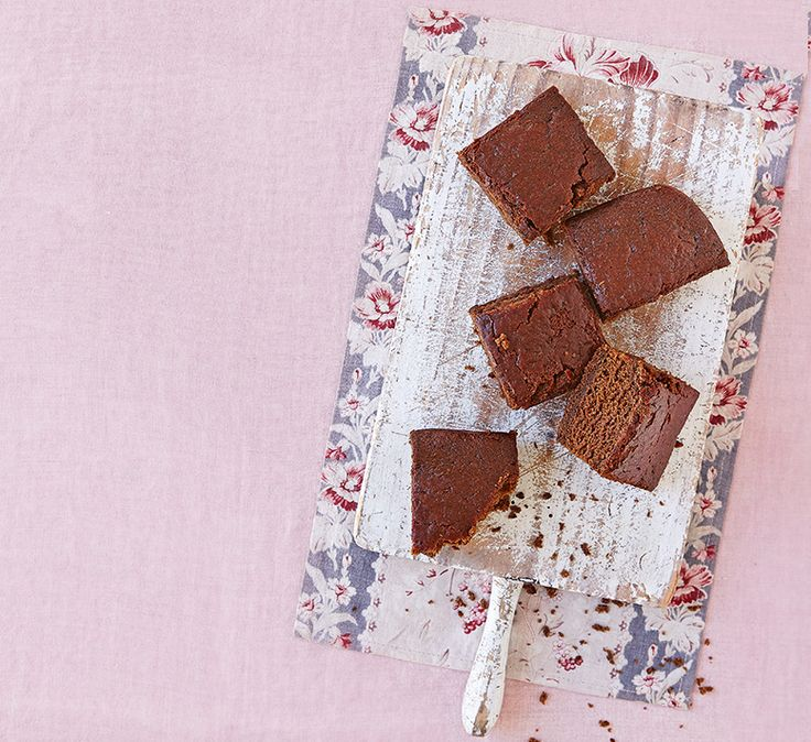 Healthier sticky gingerbread We've reduced the sugars, fat and calories, while retaining the comforting taste in all its spiced, sticky glory…