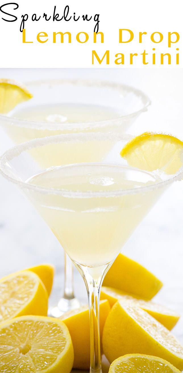 Best 25+ Lemon drop martini ideas on Pinterest | Lemon martini ...