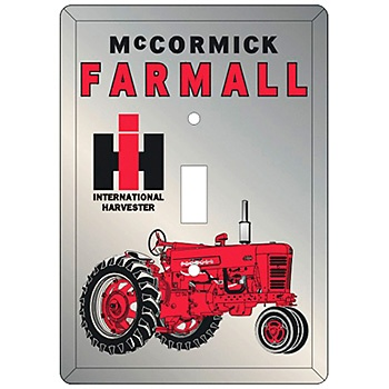 Farmall Lightswitch Plate Caseih The Little Details Make All Difference In