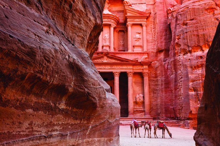 Иордания: для души и тела