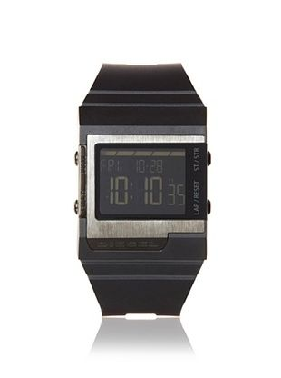 Diesel Men's DZ7150 Black Digital Watch