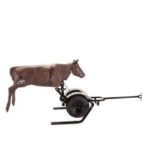 how to train a team roping head horse