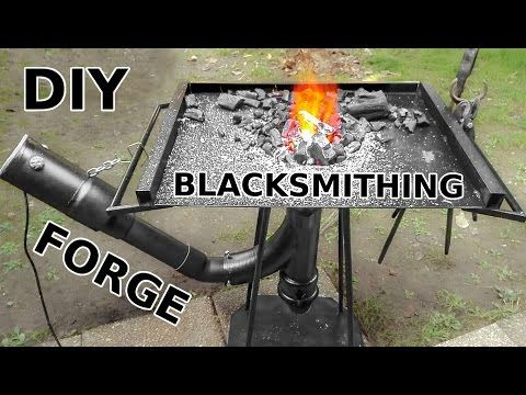 Blacksmithing Forge