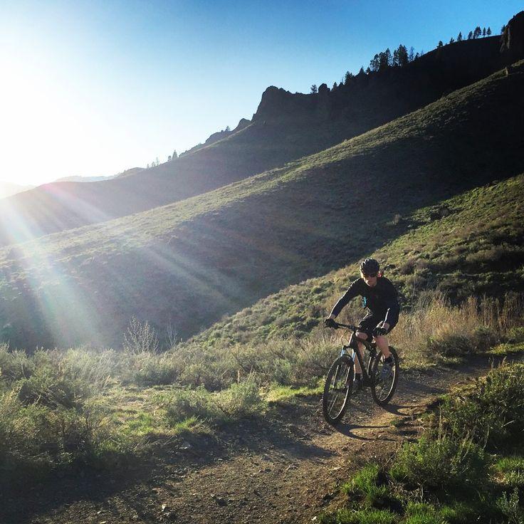 The best spring mountain bike rides in Sun Valley, Idaho