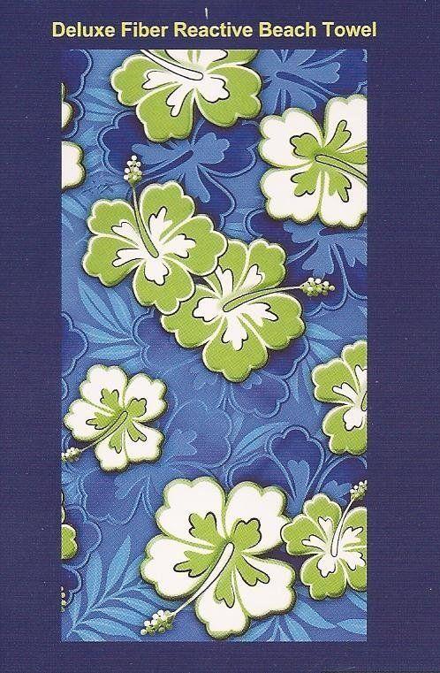 Hibiscus Flower Beach Towels wholesale