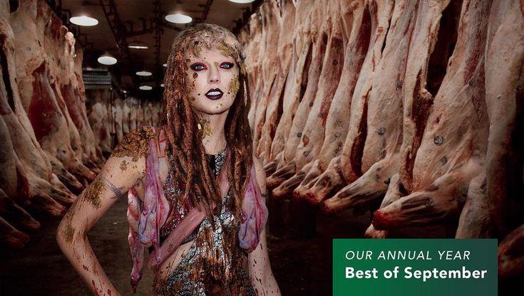 Taylor Swift Unveils Even Darker Persona With New Single 'Skullfucking Maggot Shit Boyfriend'