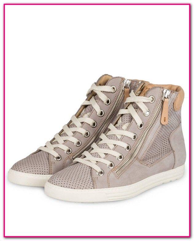 Paul Green Hochschaft Sneaker | Mode | Paul green schuhe