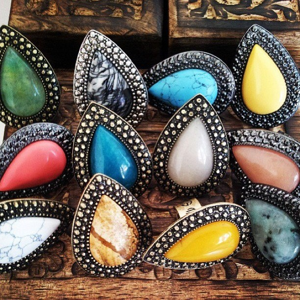 Samantha Wills Jewellery - Bohemian Bardot rings