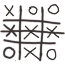 Naughts and Crosses Inspiration