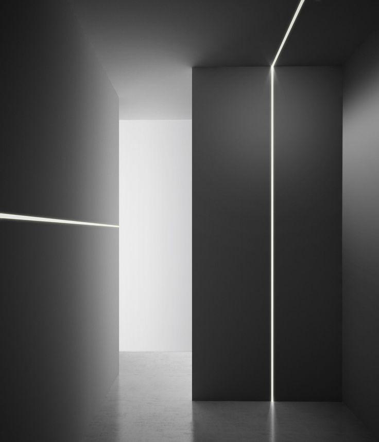 Design Led Light Setup: Iluminación General