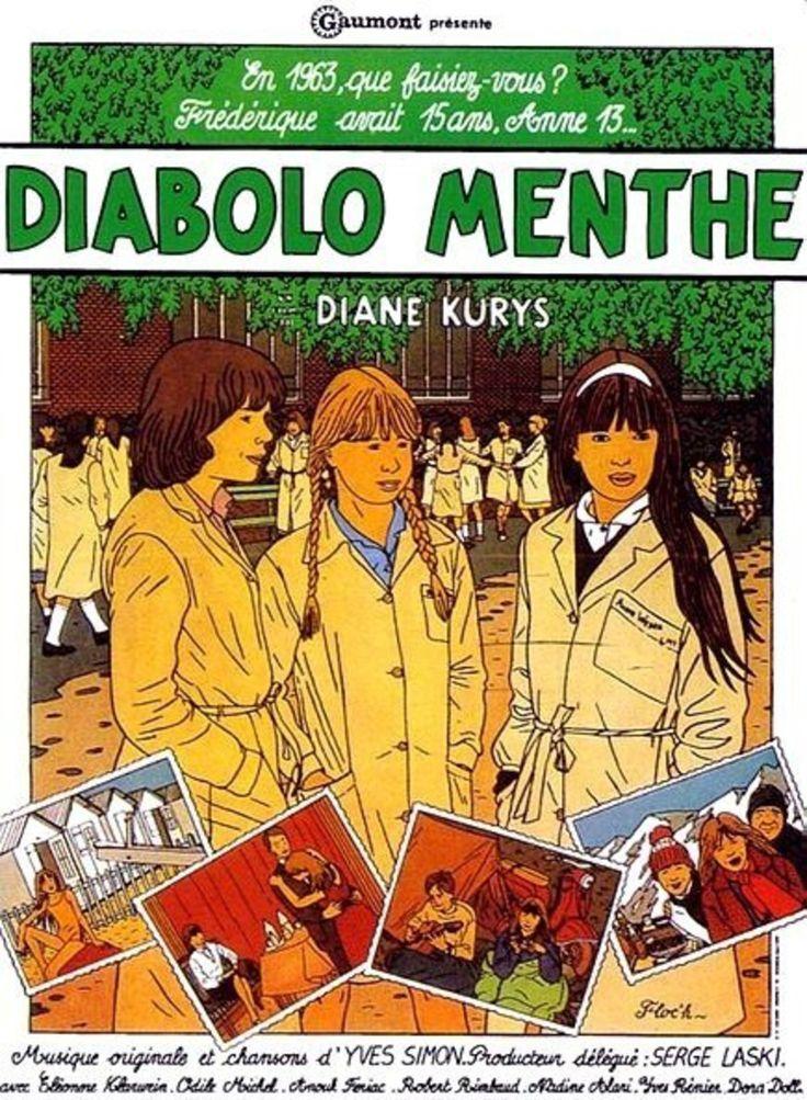 affiche du film Diabolo menthe