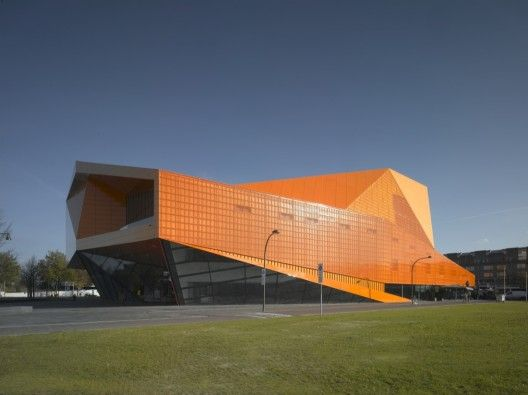 Theatre Agora by UNStudio