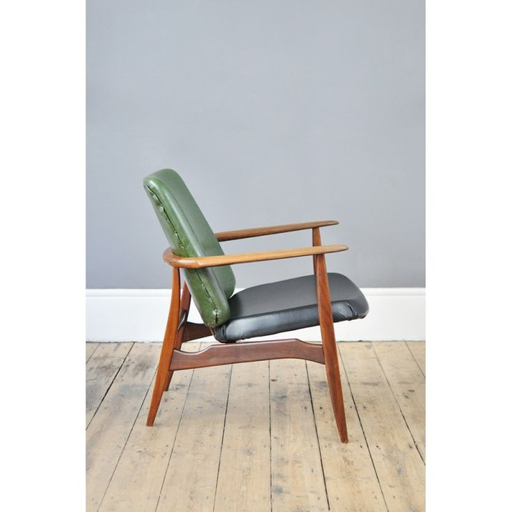 Stately Louis van Teeffelen Armchair_ - Forest London