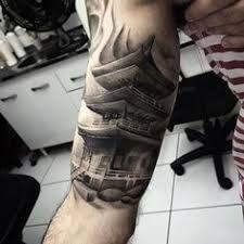 Resultado de imagen de mangas de tatuajes templos chinas
