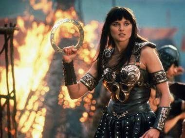 Xena 'la princesa guerrera' se convirtió en una de las más exitosas series.