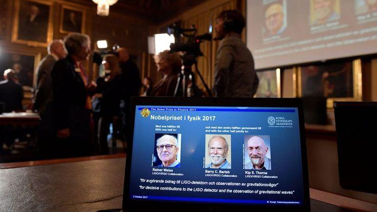 [マサチューセッツ州ケンブリッジ(ロイター)]- 10月3日、重力波を探知して天文学の新時代を切り開いたとしてノーベル物理学賞を受賞した米国の科学者2人は、「この受賞が注目されることによって政治的主張を…