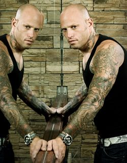 Ami James - Miami Ink, NY Ink.  Can't explain this one but when I watch the show I think he is hot.