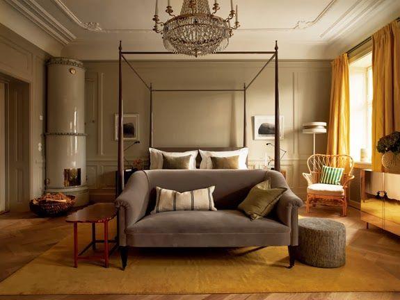 ¿UN SITIO DIFERENTE PARA ESTAS NAVIDADES? HOTEL ETT-HEM EN ESTOCOLMO