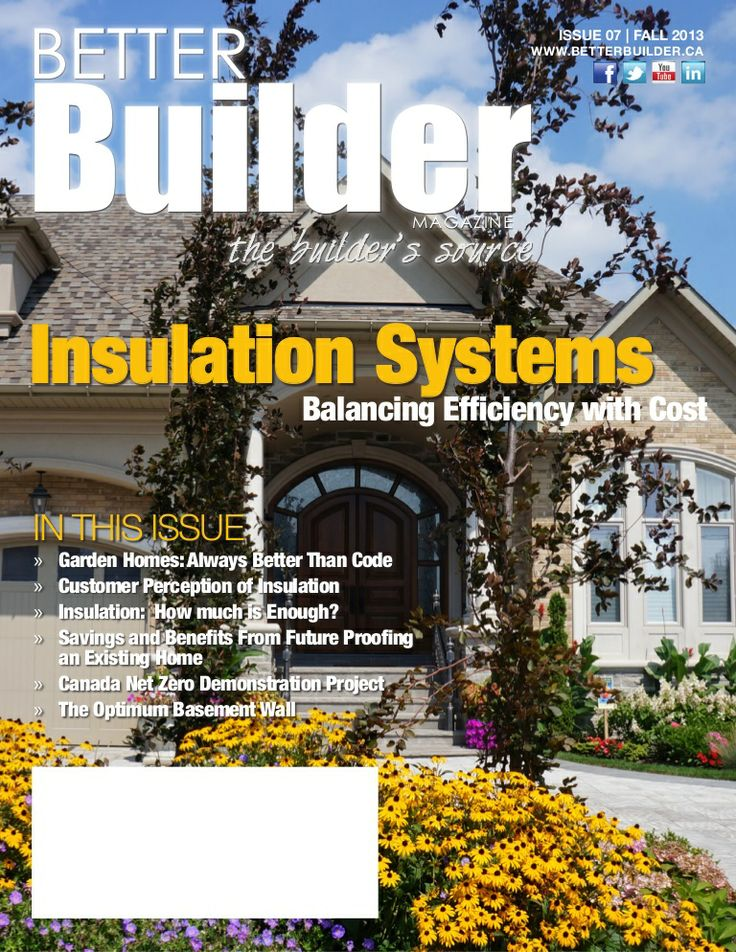 Better Builder Issue 7 by Anna-Marie McDonald via slideshare
