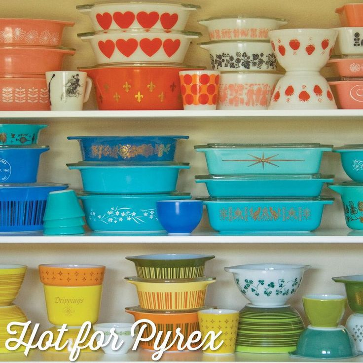 Buy the Book — Hot for Pyrex
