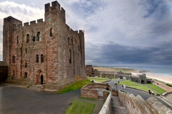 "Bamburgh Castle is a great place to visit. ""The Historic seat of Northumberland""!"