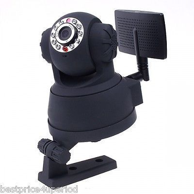 MINI GADGETS IPCameraPro Professional Quality IP Camera Hidden Spy Cam 640x480...