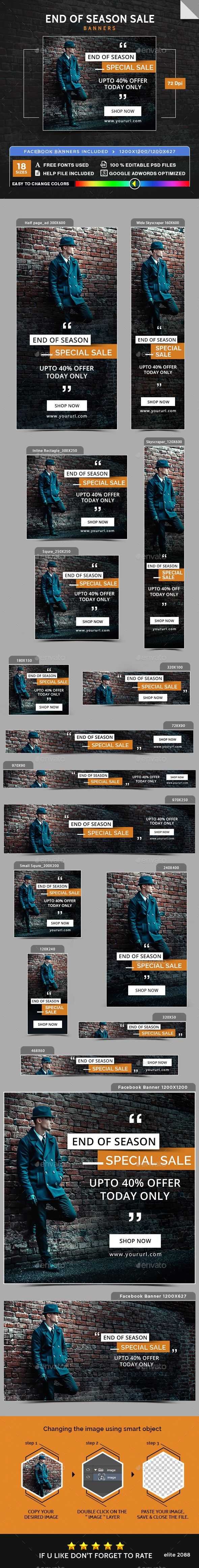 End of Season Sale Banners - Banners & Ads Web Elements Download here : https://graphicriver.net/item/end-of-season-sale-banners/19289033?s_rank=47&ref=Al-fatih