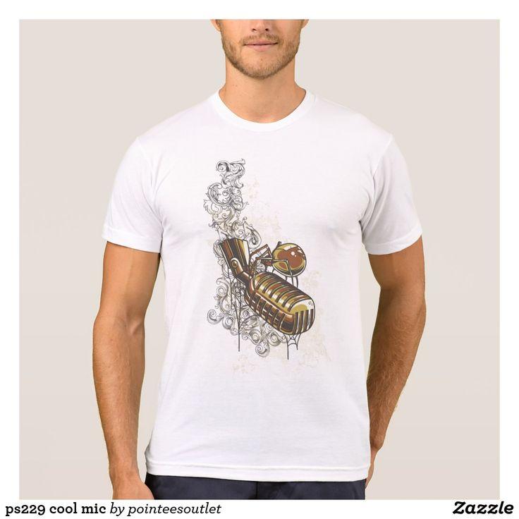ps229 cool mic tees #tees #tshirt #t-shirt #shirt #cool #clothing