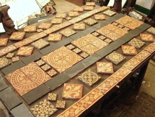 15 best tile images on pinterest   architectural salvage, belgium