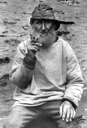Cornish Fisherman's Smock www.waysideflower.co.uk