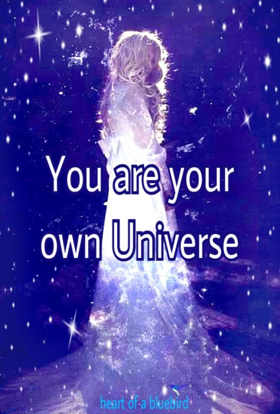 your own universe ... ✨